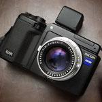 GXR+Sonnar 2/50mm