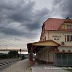 ウヘルスキーブロドの駅