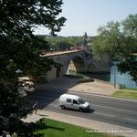 アヴィニヨンの橋。