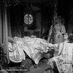 眠れる森の美女の部屋。