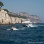 最大で300mという崖というがクロアチアの2000mを見た後だといまいち。