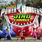 """Power Rangers Dino charge"" 1TV"
