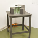 I and Thou I/Ich und Du I, 2007, maquette