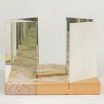 Fountain/Brunnen, 2003, maquette, inside view