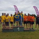Team FSV Eilenburg 1 gewinnt for Compaq und Offino Kempten
