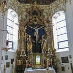 Kloster Scheyern Hl. Kreuzkapelle