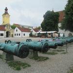 Innenhof Armeemuseum
