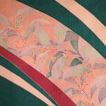 帯「秋雨に香る」金木犀