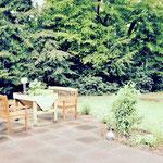Lichtblick Tagespflege - Gartenarbeiten am Hochbeet