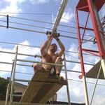 FISSAGGIO DEL BALUN 1:---5 KW