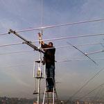 I2RNJ che aggiunge il supporto per la verticale dei due metri