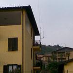 prima installazione MANTOVA MOD. + BIBANDA VHF-UHF