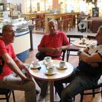 PAUSA CAFFE'  JYT+LSR+OCP  IL FOTOGRAFO (IZ2OAR) CHE NON C'E'...