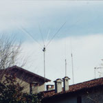 """INIZIAMO DAL 1999  DIPOLI A """"V"""" HOME MADE3"""
