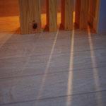 白木床:無垢材:リフォーム:リノベ