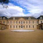 St Emilion // ravalement du château Soutard // aprés (Tmh)