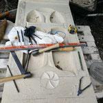 Stèle d'inspiration arménienne
