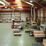 atelier de parqueterie