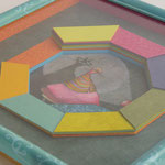 escargot octogonal (détail)