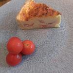 卵とチーズの香りが♪キッシュ