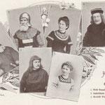 Darsteller: 1 Egli, 2 Fellmann, 3 Frau Schmidlin, 4 Berger, 5 Morf, 6 Marie Schüpfer