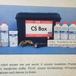 Reinigungs-Box