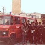 1983 Übergabe TLF-1000
