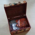 Prototypenbox - geöffnet