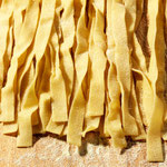 Pappardelle weiss