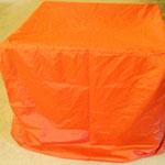 錆び・ホコリ・雨から金型を守る。大切な金型を長期保管。簡単に取外し可能。物流時のトラブル解消。防塵・防錆・防雨・防水。サイズ・色等オーダーメイドもOK。100%国内自社工場にて生産。岐阜県中津川市で金型カバー・荷造り紐・オリジナル商品の開発製造販売。数量・納期は応相談。