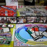 阪神北地域 子育て支援情報の展示