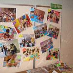 神戸松蔭女子学院大学の展示