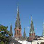 Türme der Lamberti-Kirche