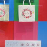 高島屋アートセッションのばら 会場風景