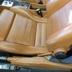 フェラーリ 355F1  内装オールクリーニング&リペア  参考価格 49,000円~