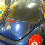 VW ニュービートル  ボディコーティング(フッ素コーティング)  参考価格 60,000円~