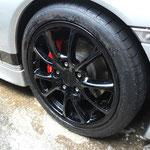 ポルシェ  911(996)GT3  アルミホイールコーティング  参考価格 3,000円~