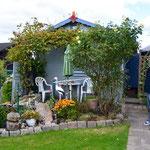 Sommer in Geesthelle: Noch ein Garten