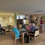 SPH Buchloe Erweiterung - Wohngruppen-Gemeinschaftsraum mit Küche