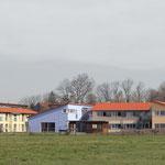 Haus Schatzinsel - Ansicht von Westen