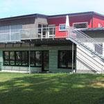 Kindergarten Waal - Ansicht vom Garten