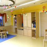Kindergarten Waal - Gruppenraum Kinderkrippe