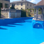 Ламинирование бассейна