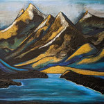 Mountain Sea | You´ll find it in studio and in online shop.