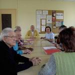 réunion  juin 2005