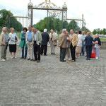 sortie château de Gros Bois mai 2005