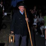 2011 unser Nachtwächter beim Hohlgassfest