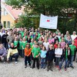Zeltlager 2011, alle Teilnehmer