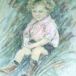 """Bambin"" -pastel"