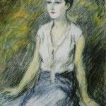 """Anne CHOUBRY"" -pastel"